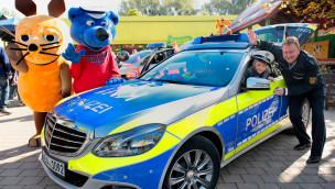 Ravensburger Spieleland – 8.000 Besucher bei den 13. Internationalen Verkehrssicherheitstagen 2015