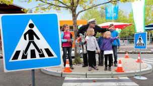 Verkehrssicherheitstage 2015 im Ravensburger Spieleland mit freiem Eintritt für Schulanfänger