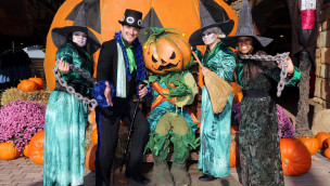 Rocking Halloween im Holiday Park