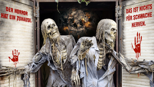 Taunus Wunderland Horror-Halloween 2015