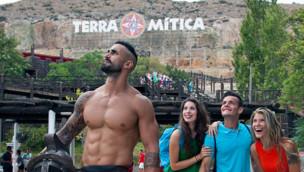 Terra Mítica kündigt große neue Attraktion für 2016 an
