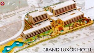 Terra Mítica – Grand Luxor Hotel zur Eröffnung 2016 angekündigt
