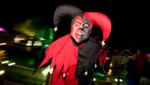 Toverland zu Halloween 2016 mit neuer Grusel-Erfahrung: Mit verbundenen Augen durch den Wald!