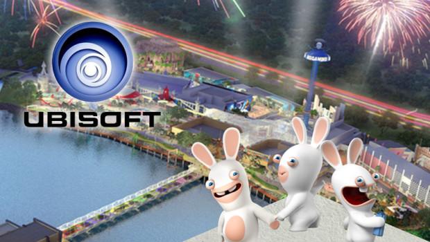 Ubisoft-Freizeitpark Ankündigung