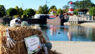 Abenteuer Park Oberhausen Kinder-Halloween