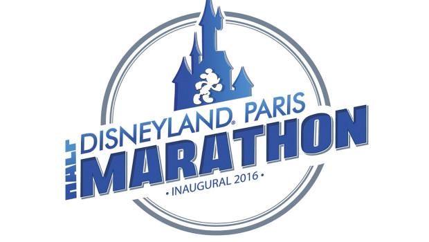 Disneyland Paris Halbmarathon 2016 - Logo