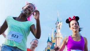 Disneyland Paris veranstaltet 2016 erstmals Halbmarathon-Wochenende