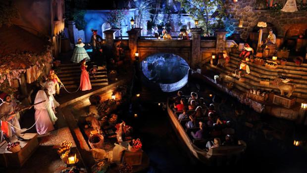 Pirates of the Caribbean im Disneyland Paris