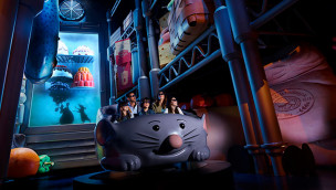 """Ratatouille: The Adventure"" in Disneyland Paris läuft jetzt nur in 2D"