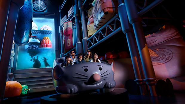Ratatouille - Das Abenteuer im Disneyland Paris