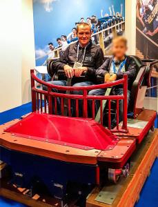 EnergyLandia Holzachterbahn-Ankündigung