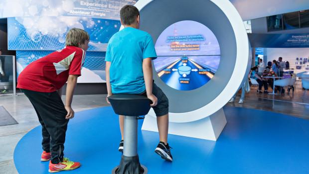 Europa-Park Abenteuer Energie Spiele