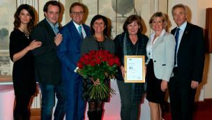 Europa-Park ehrt 2015 über 100 langjährige Mitarbeiter