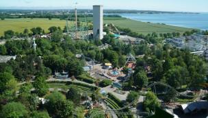 Hansa-Park Luftaufnahme
