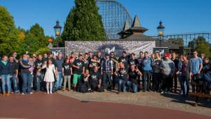 Heide Park feierte Weltschreitag 2015 mit Thrillseekern