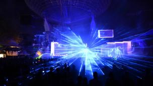 Mysteria Show 2015 zu Halloween im Europa-Park