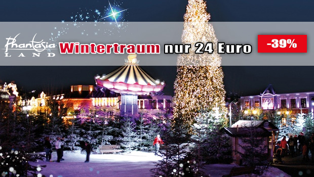 phantasialand wintertraum 2015 tickets. Black Bedroom Furniture Sets. Home Design Ideas