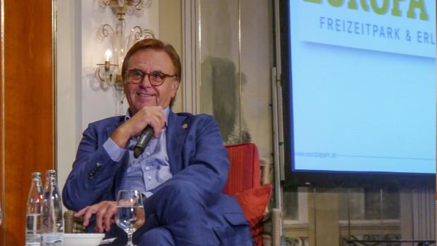 Roland Mack beim VDFU Sommertreffen 2015