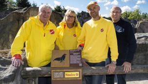Sinalco übernimmt Namensgebung des Seelöwenreviers in der ZOOM Erlebniswelt