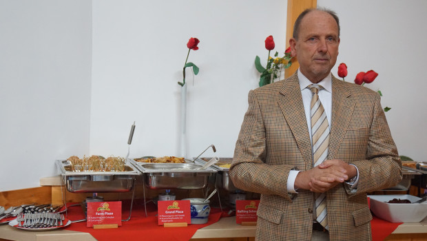 Skyline Park - Joachim Löwenthal - Gastronomie 2015 Auszeichnung