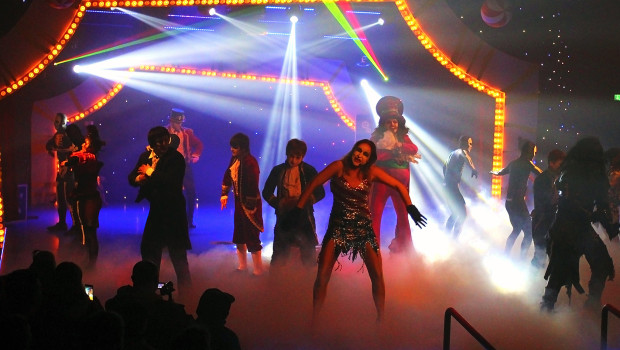 Zirkus of Horror im Heide Park 2015
