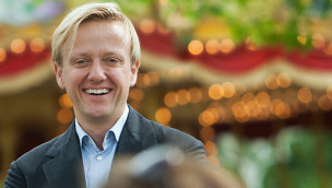 Liseberg-Chef Andreas Andersen wird IAAPA-Vizepräsident