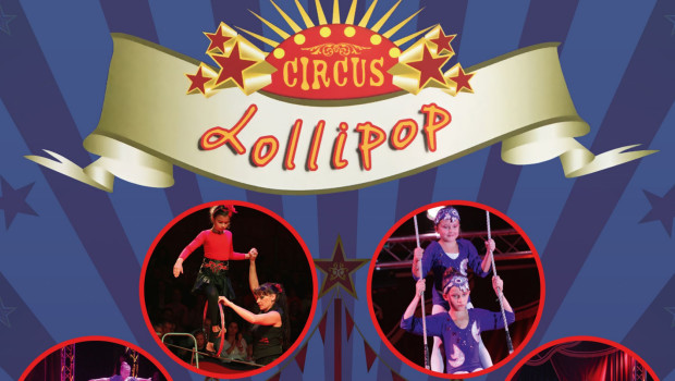 Circus Lollipop