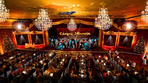 Cirque d'Europa - Dinner-Show im Europa-Park