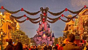 Disneyland Paris im Winter 2015: märchenhafter Weihnachtszauber und royaler Winterspaß – das wird geboten!