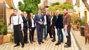 Europa-Park bei LEADERS OF THE YEAR-Award 2015 ausgezeichnet