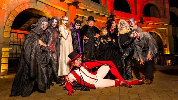 Familypark Neusiedlersee - Halloween-Darsteller