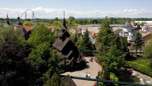 Kirche im Europa-Park