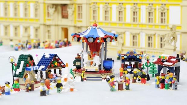 LEGO-Weihnachtsmarkt im LEGOLAND Dsicovery Centre Berlin