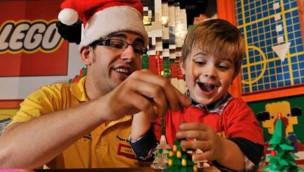 Weihnachten im LEGOLAND Discovery Centre