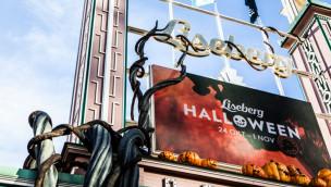 Liseberg – erstes Halloween-Event überhaupt übertrifft erwartete Besucherzahlen deutlich