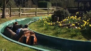 Loggers Leap - Thorpe Park Wildwasserbahn 2016