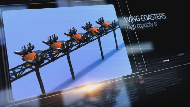 MAURER Wing Coaster Vorstellung