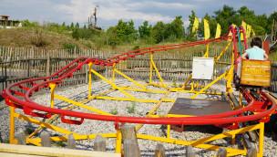 """""""Cobralino"""" in Conny-Land eröffnet: Neue Achterbahn speziell für kleine Kinder"""
