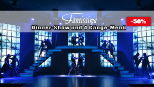 Phantasialand Fantissima-Tickets Angebot 2015/2016