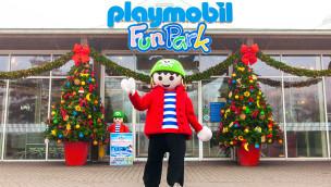 PLAYMOBIL-FunPark bietet im Winter 2017/18 neu auch Frühstück an