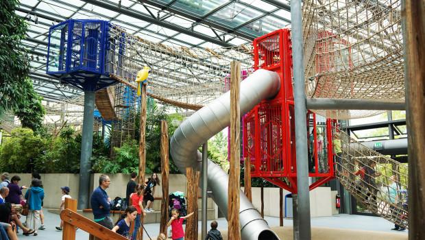 PLAYMOBIL-Funpark - Indoor-Klettergarten