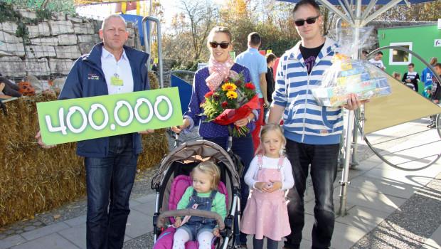 Ravensburger Spieleland Besucherzahlen 2015