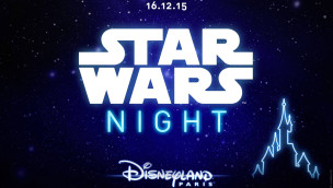 Star Wars Night im Disneyland Paris 2015