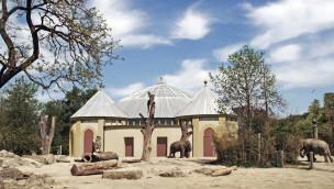 Tierpark Hellabrunn eröffnet Elefantenhaus wieder: Benefiz-Gala am 7. Oktober 2016 angekündigt