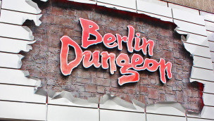 Berlin Dungeon - Fassade