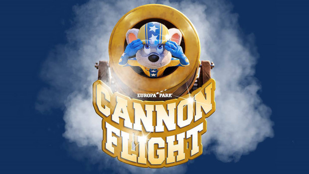 Cannon Flight - Europa-Park-Spiel