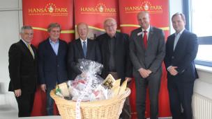 """25 Jahre """"Soziale Wochen"""" im Hansa-Park"""
