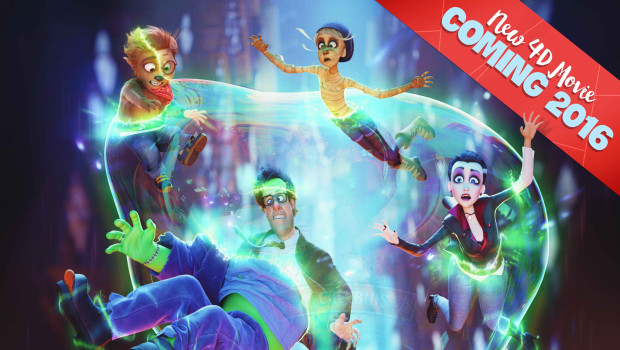 Happy Family 4D - Europa-Park - Teaser