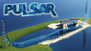 Pulsar - Walibi Belgium - Render