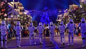 """Disneyland Paris feierte """"Erwachen der Macht"""": Rückblick auf Star Wars Nacht 2015"""